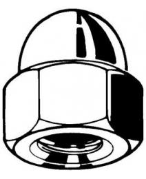 Dopmoer M14, D1587 RVS A1