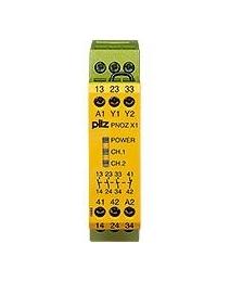 Pilz PNOZ X1 24VAC/DC 774300