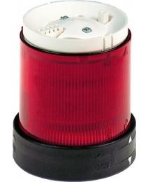 Telemecanique XVB-C34 signaallamp rood