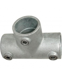 Norma tubeclamp / buiskoppeling 104-D lang T-stuk 48,3mm